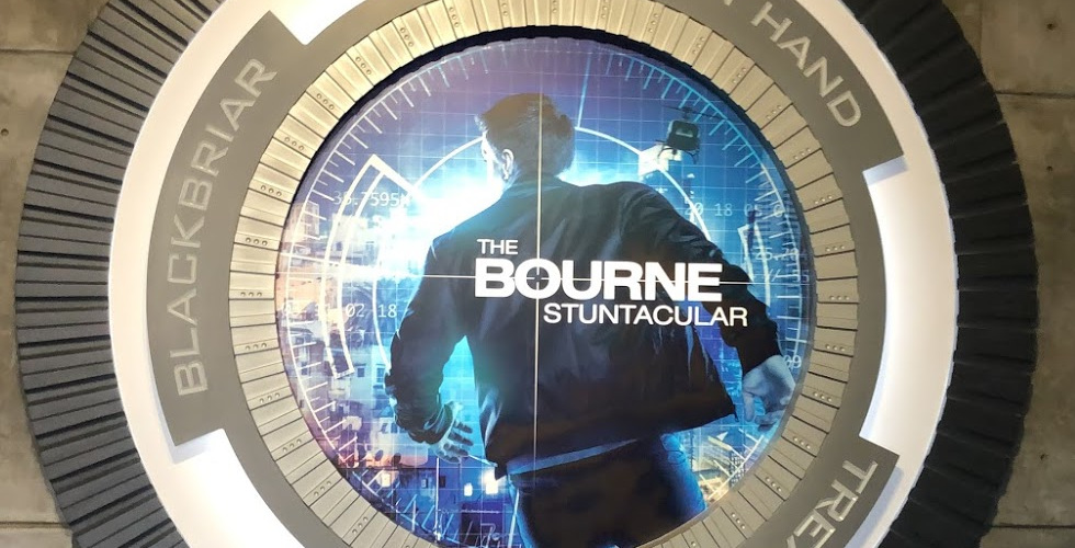Bourne Stuntacular featured