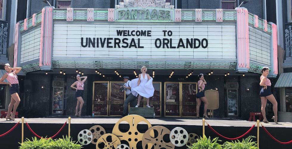 Universal Orlando Socially Distanced Shows Marilyn Monroe featured