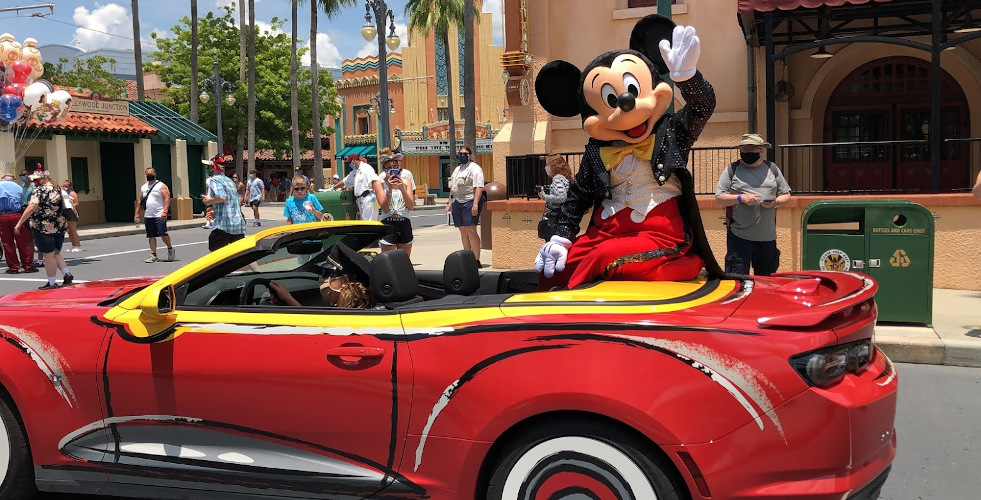 DHS reopened Mickey Mouse featured