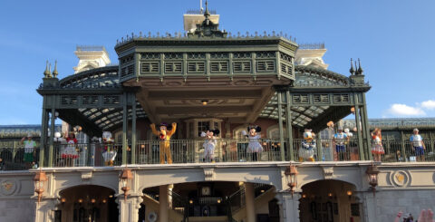 Reopened Magic Kingdom featured
