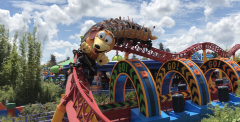 The World of Theme-Park Rides Part II