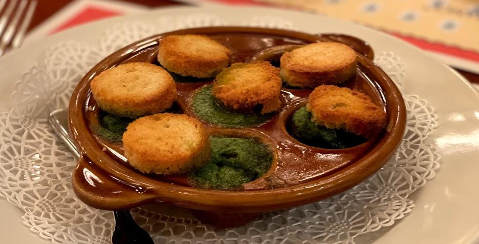 Epcot Chefs de France prix fixe escargot featured