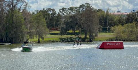 Brickbeard's Watersports Stunt Show Legoland featured
