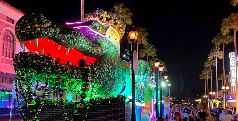 Universal Orlando Mardi Gras 2021 featured