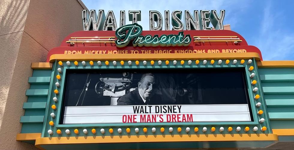 DHS Walt Disney Presents One Mans Dream featured