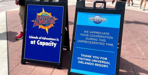 IOA Closed for Capacity featured