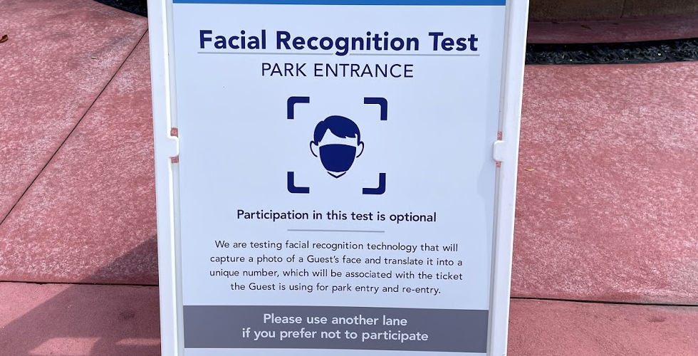 WDW MK Facial Recognition Test featured