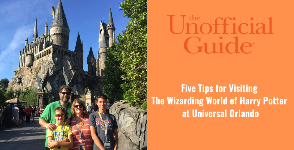 Five Tips for Visiting The Wizarding World of Harry Potter at Universal Orlando-2