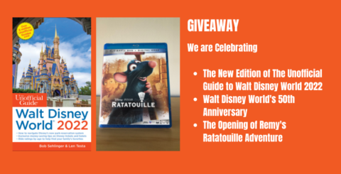 Ratatouille Giveaway Banner