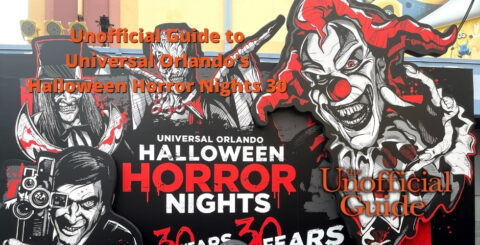 Unofficial Guide to Universal Orlando's Halloween Horror Nights 30